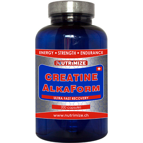 Creatine AlkaForm