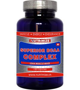Nutrimize Superior BCAA Complex